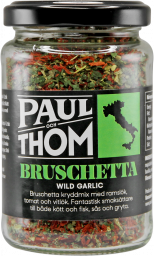 Bruschetta mix Wild Garlic