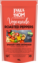 Vegonade Roasted Peppers